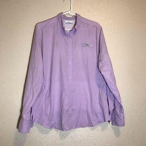 Women's Columbia Fishing Shirt XL